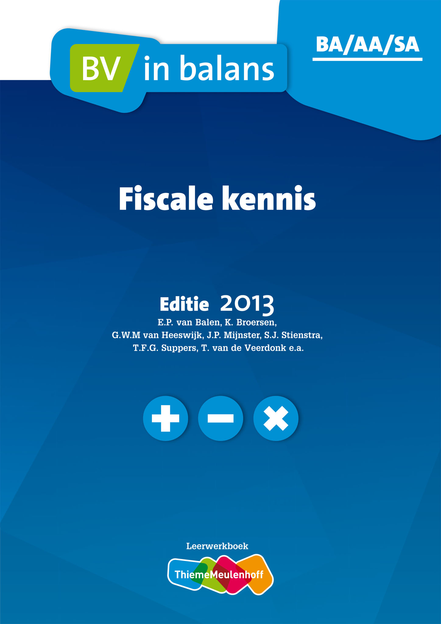 Fiscale kennis